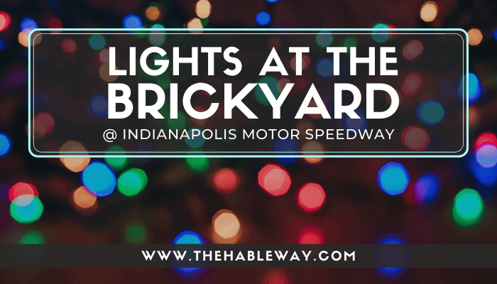 Lights At The Brickyard – Indianapolis Motor Speedway