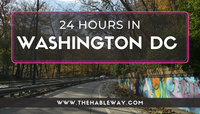 24 Hours of Fun in Washington, D.C. at Christmas Time!