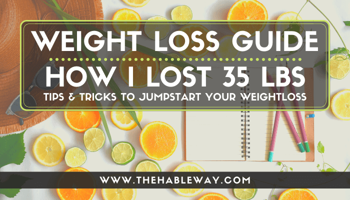 Tips & Tricks To Jumpstart Your Weight Loss Journey